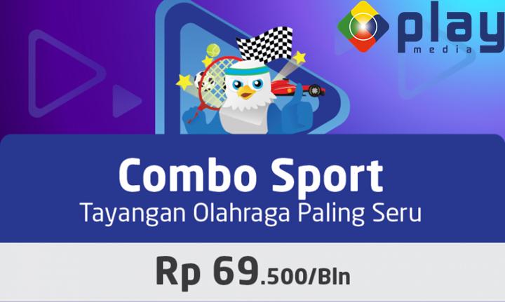 Combo Sport Tayangan Olahraga Paling Seru