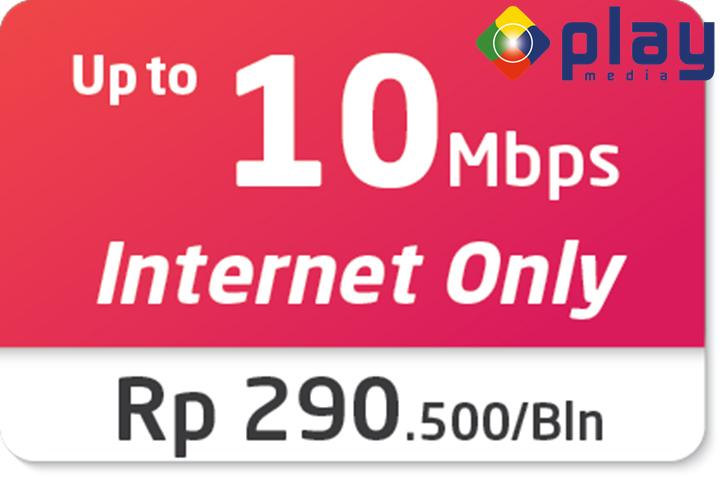 Harga Paket MNC Play Residential 10 Mbps