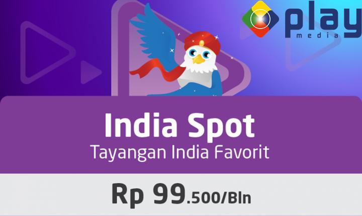 India Spot Tayangan India Favorit