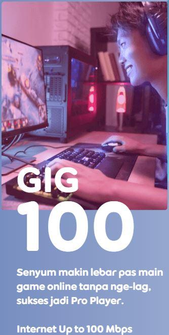 Indosat GIG 100