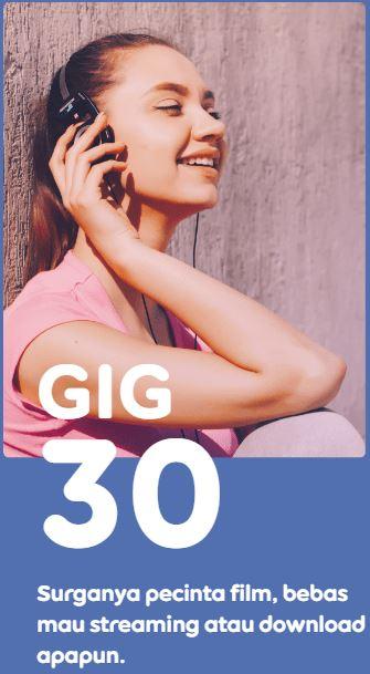 Indosat GIG 30