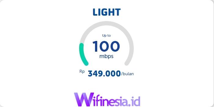 Harga Paket XL Home FIber Light 100 Mbps