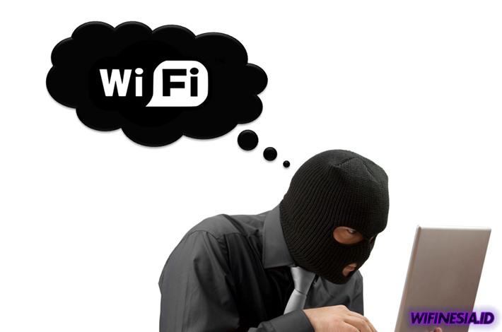 Cara Mengatasi WiFi Lemot Dijamin Ampuh & Sederhana - Blokir Pencuri WiFi