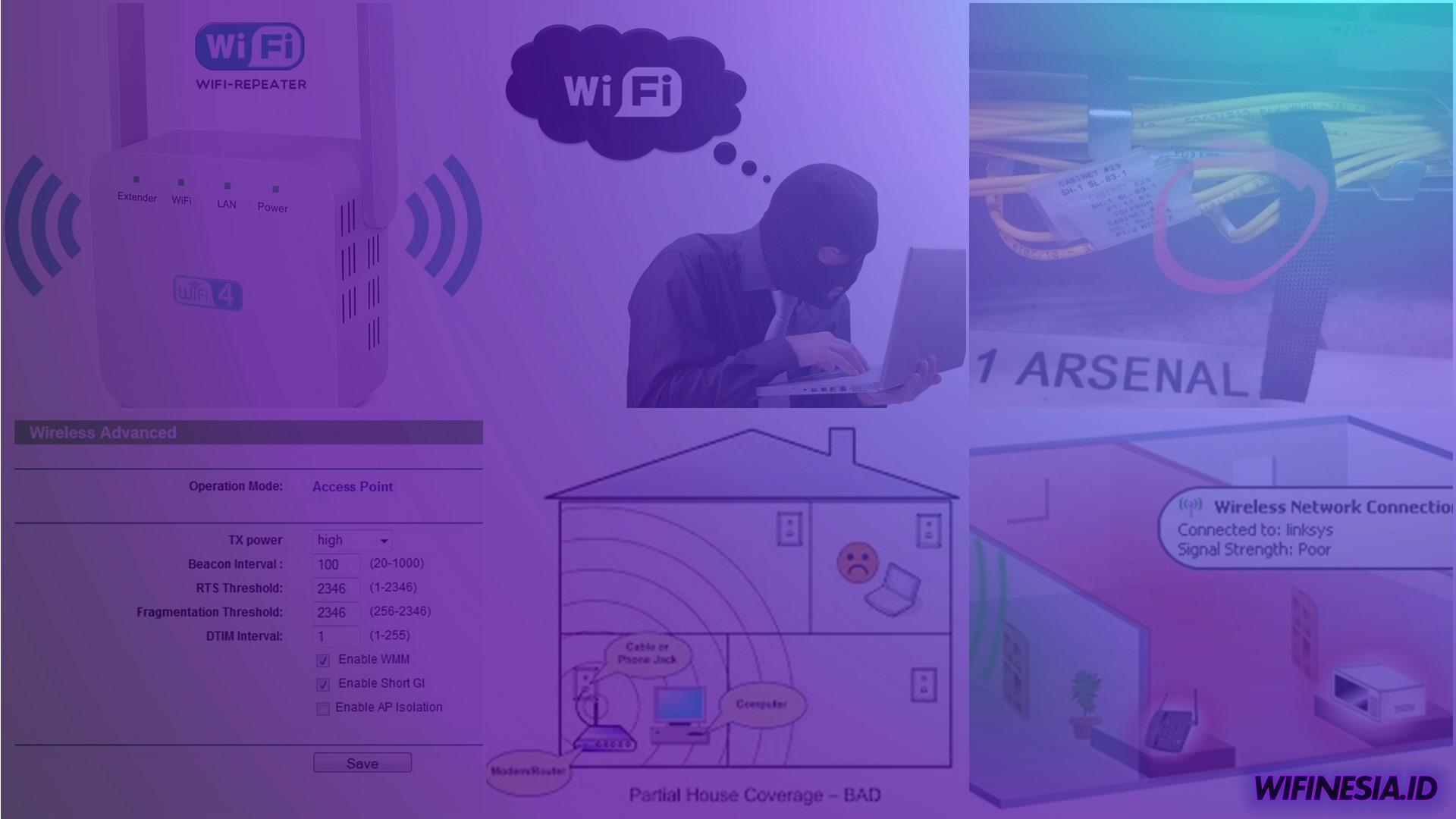 Cara Mengatasi WiFi Lemot Dijamin Ampuh & Sederhana