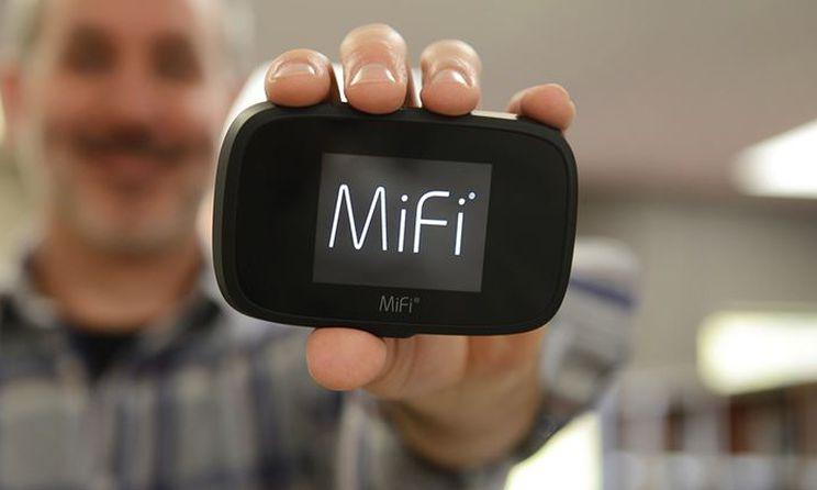 MiFi Layanan WiFi Portable
