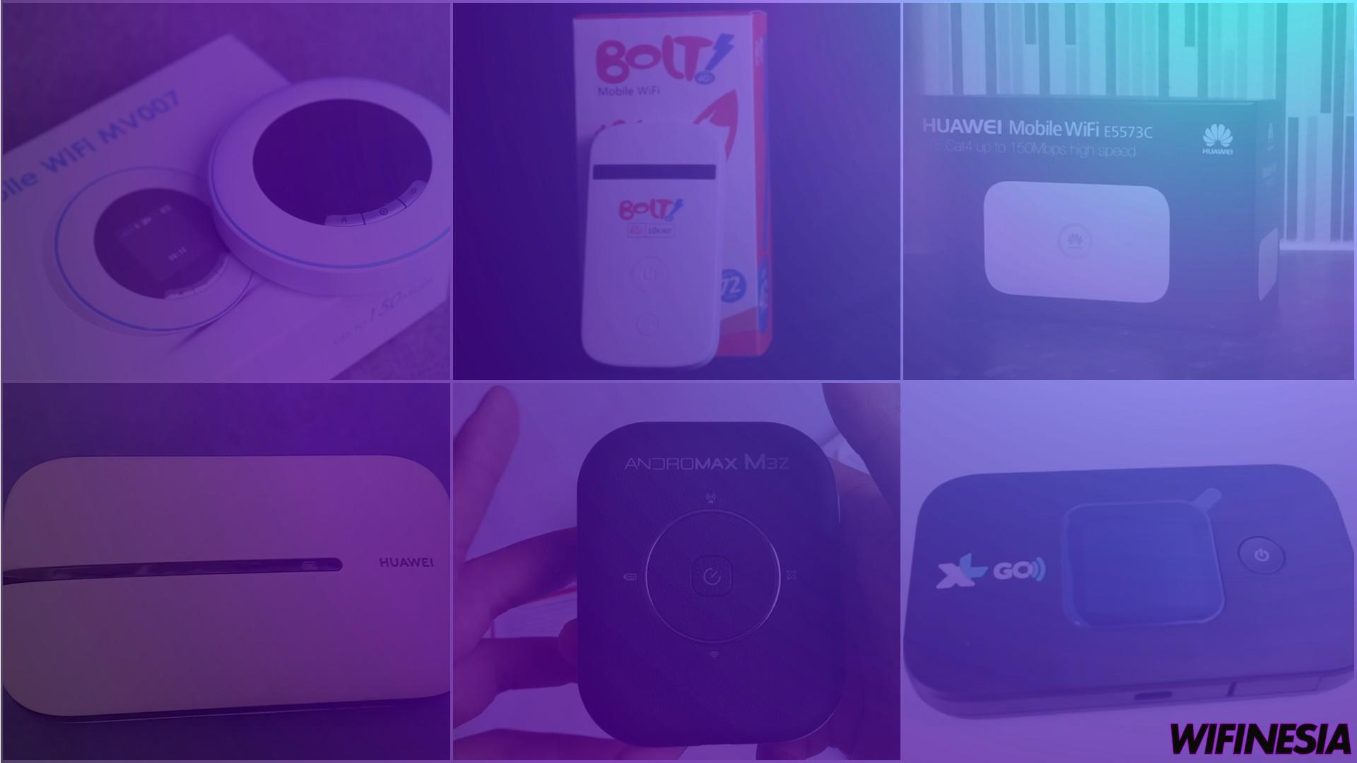 WiFi Portable Terbaik Dan Murah Mulai Dari 100 Ribuan
